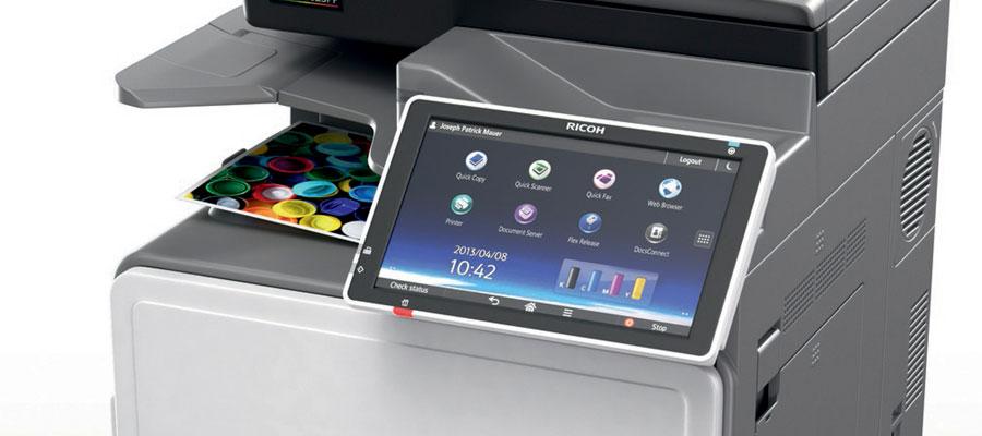 Haworth Ricoh printer