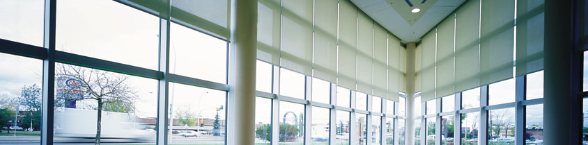 Roller Shades by Sunproject