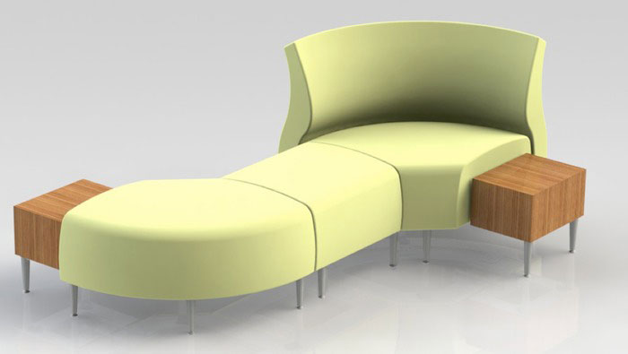 Krug Zola soft seating