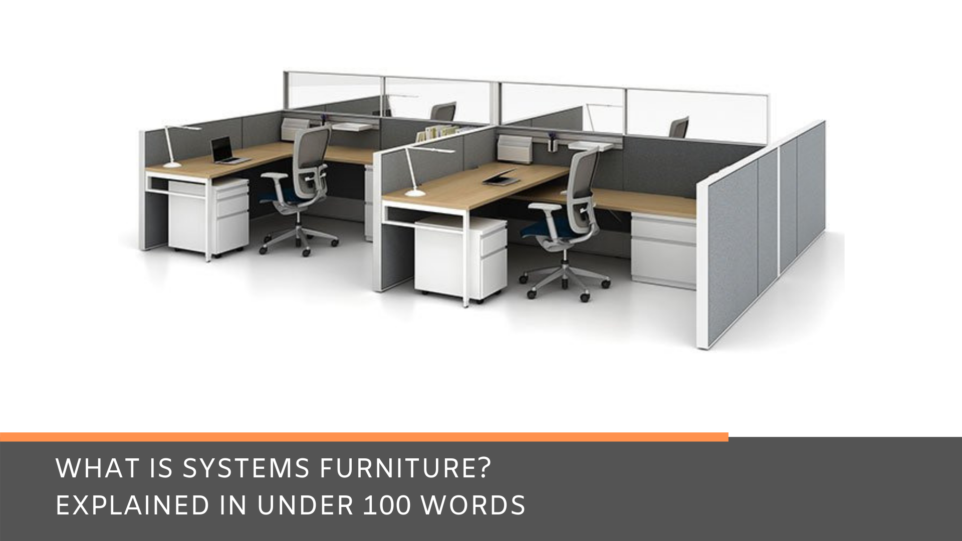 What is systems furniture definition