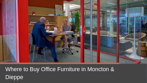 Find Office Furniture Dealers in Moncton, Riverview & Dieppe
