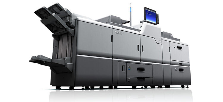 Ricoh high-volume production printer